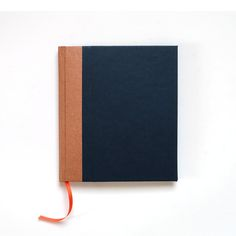 Friendship book / Poetry Album / Diary copper night blue