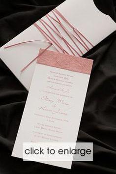 Gysella Invitation - Wedding Invitations & Stationery