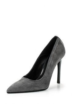 Туфли Bata, цвет: серый. Артикул: BA060AWGIB03