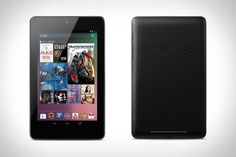 In its never ending fight to gain control of the world, Google, with the help of Asus, has announced the Google Nexus 7 ($200-$250). Powered by Android 4.1, this less-than-a-pound tablet features a 7-inch 1280x800 HD display, front-facing camera, the Tegra-3 chipset with a quad-core CPU and 12-core GPU (good for gaming), and comes in 8GB and 16GB flavors.