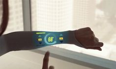 Touchscreen T-Shirts Only a Few Years Away