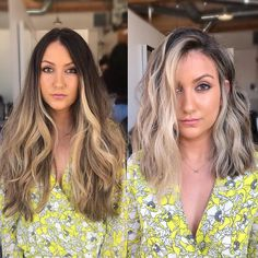 Because fixing is my favorite thing to do 🤗😉 Do you guys enjoy color correcting ? Balayage Lob, Beige Blonde Balayage, Neutral Blonde, Lob Hairstyle, Long Bob Hairstyles, Medium Hair Styles, Long Hair Styles, Cool Blonde, Shoulder Length Hair