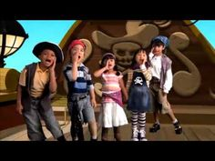 Sing and dance along with the Never Land Pirate Band! Watch Jake and the Never Land Pirates only on Disney Junior Pirate Talk, Teach Like A Pirate, Pirate Theme, Pirate Party, Pirate Birthday, Pirate Songs, Just Dance Kids, Pirate Activities, First Grade Phonics
