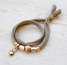 Lycra bracelet