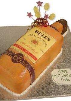 Birthday cake idea for the Hubby