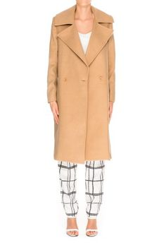   C/meo Collective   The Game Coat   Tan   $209.95   BNKR   Shop C/meo