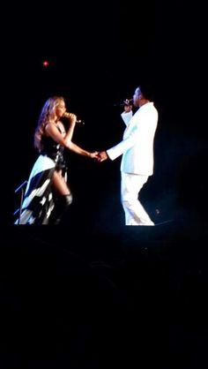 OTRTour Beyoncé  Jay Rogers Centre Toronto 09.07.2014