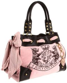 Juicy Couture Daydreamer Tote Nardles One Size
