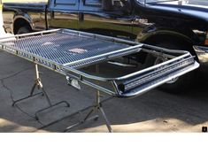 how to build an offroad square tubing truck rack Vw T3 Syncro, T3 Vw, Jeep Mods, Truck Mods, Offroad, Pajero Dakar, Truck Roof Rack, Jeep Xj Roof Rack, Jeep Wk