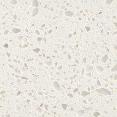 BATH #2 QUARTZ: Iced White Quartz Countertops | Q Premium Natural Quartz