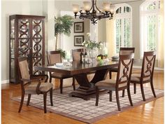 Dining Table Base, 2030T-4496-BASE, and other Dining Room Dining ...