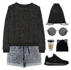 """good morning from Unnes ♡"" by novalikarida ❤ liked on Polyvore featuring TIBI, NIKE, The Row, Silver Spoon Attire, OUTRAGE, women's clothing, women, female, woman and misses"