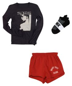 """""""Untitled #153"""" by what-a-catch-donnie ❤ liked on Polyvore featuring Victoria's Secret"""