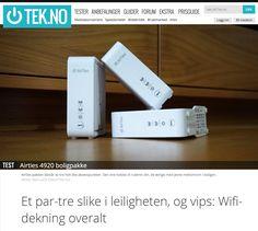 Ny post på bloggen. Anbefaler dette produktet til alle som sliter med #WiFi dekningen i huset! #AirTies 4920 - http://www.leisegang.no/anbefaler-produktet-sliter-wifi-dekningen-huset-airties-4920/