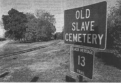 Black Heritage Trail, Columbus, Ga Old Slave Cemetery - Columbus ...