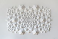 Origami Art by Matt Shlian
