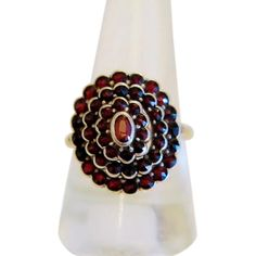 991a07a1a4e81 59 Best Gorgeous Garnets images in 2019 | Garnet jewelry, Ruby Lane ...