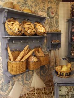 Miniature bakery