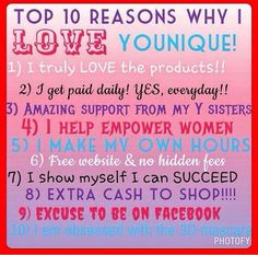 #boldandyounique #youniqueopportunitybestyesyet #joinmyteam