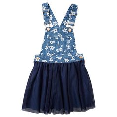 Inspiration for Modkid Cassidy Tulle Dungaree Dress