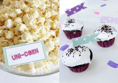 CAKE Creative Co.: Mystical Unicorns | a 5th Birthday Party