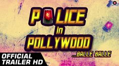 #PoliceInPollywood Official Trailer - #AnujSachdeva #BhagwantMann & #SardoolSikander