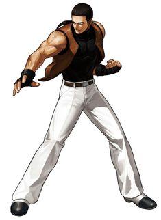 Robert Garcia - Pictures & Characters Art - King of Fighters XIII