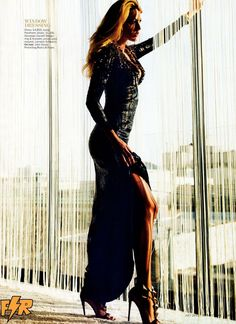 Blake Lively - Marie Claire photographed by Txema Yeste, July 2012