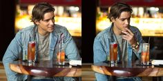 Hot Guy/Cold Drink: Vodka Drinks and Tasteful Name Dropping With <em>The Giver</em>'s Brenton Thwaites