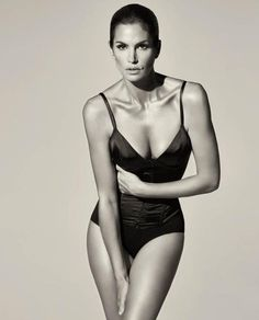 How supermodels stay thin