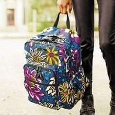 f585f93bce2 VB backpacks really do brighten up any school day. Vera Bradley Luggage, Vera  Bradley