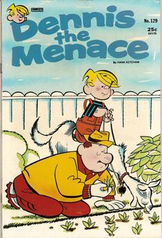 Published by FAWCETT PUBLICATION. Often paper quality is low but not brittle. Most collectors consider this the lowest collectible grade because comic books in lesser condition are usually incomplete and/or brittle. Buy Comics, Dennis The Menace, Star Comics, Magazines For Kids, Babe Ruth, Type Setting, Vignettes, Cover, Childhood