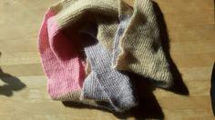 Halstørklæde til varmestuestrik