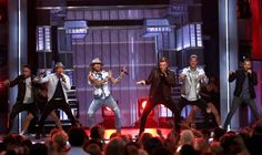 "Florida Georgia Line and the Backstreet Boys performed their single ""God, Your Mama and Me."""