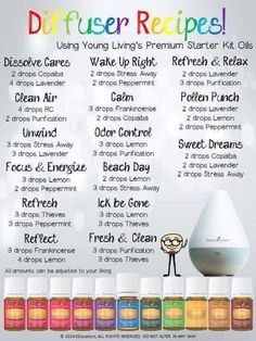 #YLEO diffuser combos