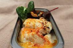 bacalao al horno con crema de coliflor y mejillones-2