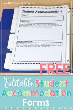 FREE Student Accommo