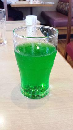 Melon soda, anyone?