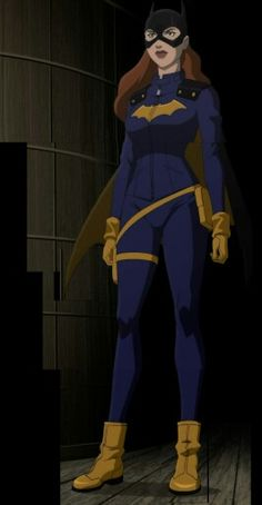 Batman Bad Blood - Batgirl cameo full image