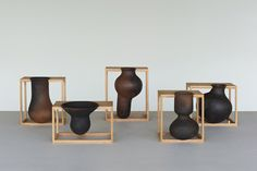 Sinkhole Vessels by Liliana Ovalle with Collectivo 1050° (México)