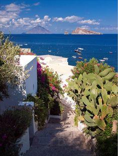 Panarea, Islas Eolias, Sicilia