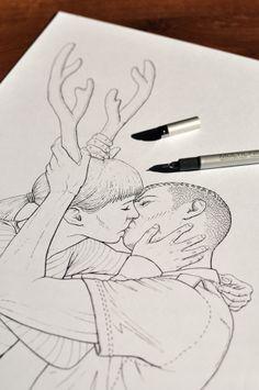 Cheating for Twoj Styl by Bartosz Kosowski, via Behance