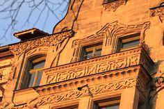 jugendstil | File:Fürth Jugendstil Hornschuchpromenade 24.JPG - Wikimedia Commons