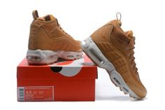 5e07d18140 Nike Air Max 95 Winter Sneakerboot Flax Ale Brown Sail 806809 201 Men's  Snow Boots Sneakers