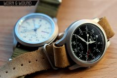 Seiko SNK Series: time and date...I love simple and rugged. SNK803(beige) and SNK809(black) my two favorites.