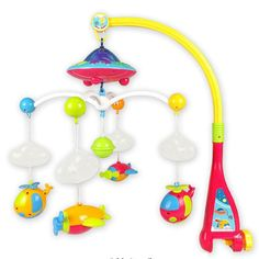 Huanger Projection and Toy Musical Mobile - BestProducts.com