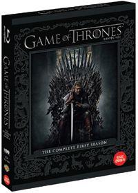 [알라딘][블루레이] 왕좌의 게임 : 시즌1 (5disc) - 무삭제판