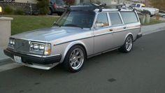 Volvo 200 -- 82 245 V 8