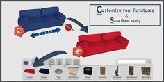 The latest updates of keyPlan Customize your furnitures and save them easily. Interior Decorating, Interior Design, Latest Updates, Backrest Pillow, Furnitures, New Homes, House Design, 3d, How To Plan