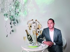 "Champagne house Perrier-Jouët has collaborated with Dutch designer Tord Boontje on a ""flute tree"" aimed at high-end UK restaurants and bars, and prestige retail accounts."